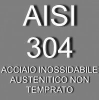 Buratto AISI 304